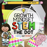 """The Dot"" Tower Builder Growth Mindset STEM Activity"