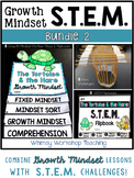 Growth Mindset STEM BUNDLE 2 - 8 Fairy Tales