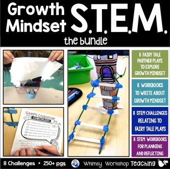 STEM Bundle 1 (with Growth Mindset)