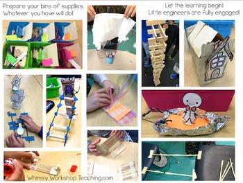 STEM Bundle 1 (Fairy Tale Partner Plays with Growth Mindset)