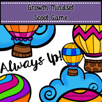 Growth Mindset Scoot Game