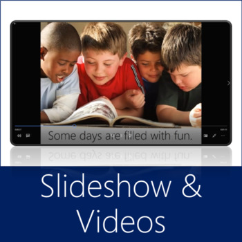 Growth Mindset Slideshow and Videos