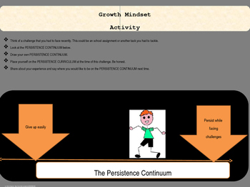 Growth Mindset, Social Skill, and Mindfulness/Memory Activities.