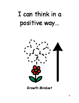 Growth Mindset Social Story