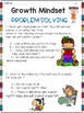Growth Mindset - Activities - I ADDED 16 MORE PROBLEMS!