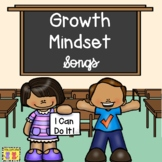 Growth Mindset: Songs & Rhymes