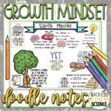 Growth Mindset Squiggle Sheets