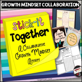Growth Mindset Stick-It-Together