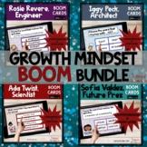 Rosie Revere, Iggy Peck, Ada Twist, Sofia Valdez   Boom Cards BUNDLE