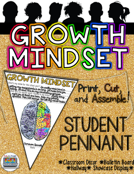 GROWTH MINDSET STUDENT PENNANT