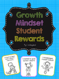 Growth Mindset Student Rewards