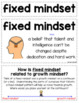 Growth Mindset Activities FREE