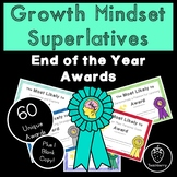 Growth Mindset Class Superlatives: End of the Year Awards