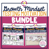 Growth Mindset Test Prep Bundle