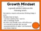 The Dot: Growth Mindset, Reading, Writing, Art, CCSS, Bulletin Board