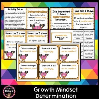 Growth Mindset Determination