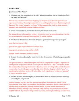 Growth Mindset Activities: Informational Text, Close Reading, Narrative Writing