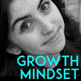 Growth Mindset Activities: High School | Distance Learning Google Classroom