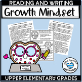 Growth Mindset Valentine's Day Reading and Writing