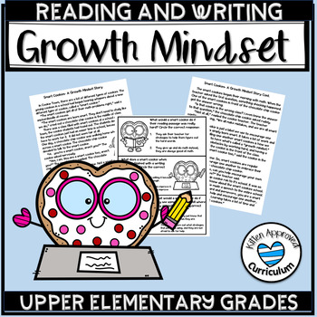 Growth Mindset Activities Reading and Writing