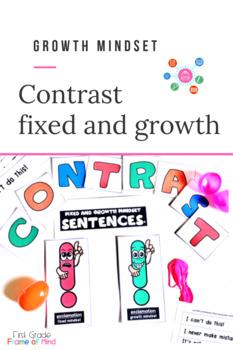 Growth Mindset Sticky Vocabulary Read Alouds ULTIMATE GROWING BUNDLE