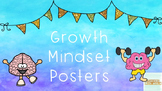 Growth Mindset Watercolour Posters #ausbts18