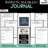 Growth Mindset Weekly Journal