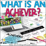 Growth Mindset: What Is An Achiever?