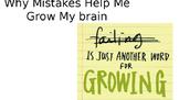 Growth Mindset-Why mistakes help my brain grow