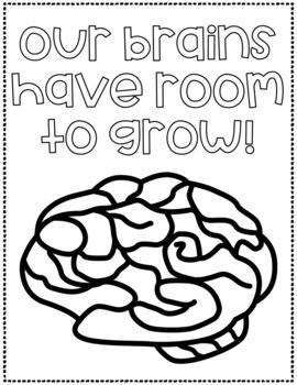 Growth Mindset Worksheets - No Prep Printables