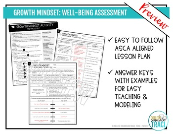 Growth Mindset Worksheets – The Whole Student