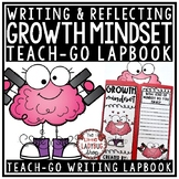 Growth Mindset Writing Lapbook & Growth Mindset Activities Quotes Coloring