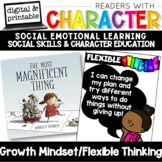 Growth Mindset - Character Education | Social Emotional Learning SEL