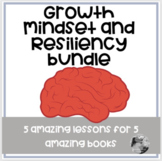 Growth Mindset and Resilience Activity Bundle