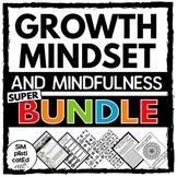 Growth Mindset and Mindfulness Super Bundle! - Games, Prom