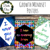 Growth Mindset and Motivational Posters