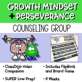 Growth Mindset and Perseverance Counseling Group Curriculum