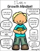 Growth Mindset and YET Posters - I can statements!