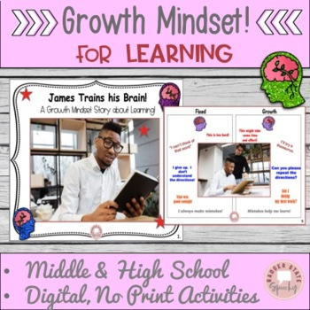 Growth Mindset for Learning: (Middle & High School)
