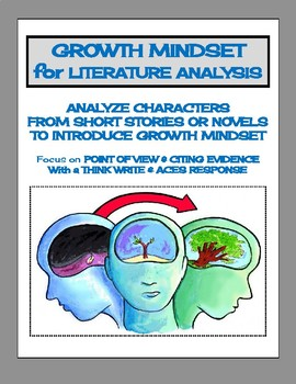 Growth Mindset for Literature Analysis