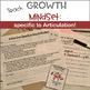 Growth Mindset for Speech: Teaching  Story & Activities
