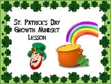 St. Patrick's Day: Growth Mindset