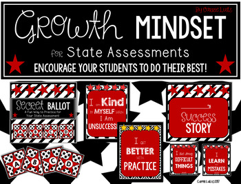 Growth Mindset for State Assessments
