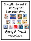 Growth Mindset in Literacy and Language Arts