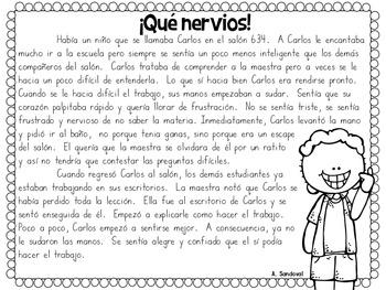 Growth Mindset in Spanish Crecimiento del Aprendizaje