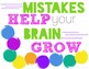 Growth Mindset in the Math Classroom Poster set