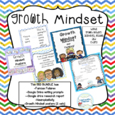 Growth Mindset posters, activities, research project and d