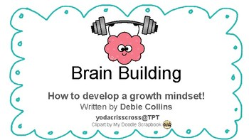 Growth Mindset story and discussion questions for primary students