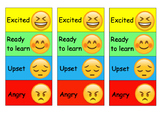 Growth Mindset table top rubric - Ready to learn