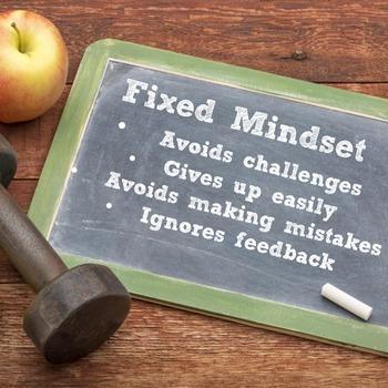 Growth Mindset vs Fixed Mindset [Posters]